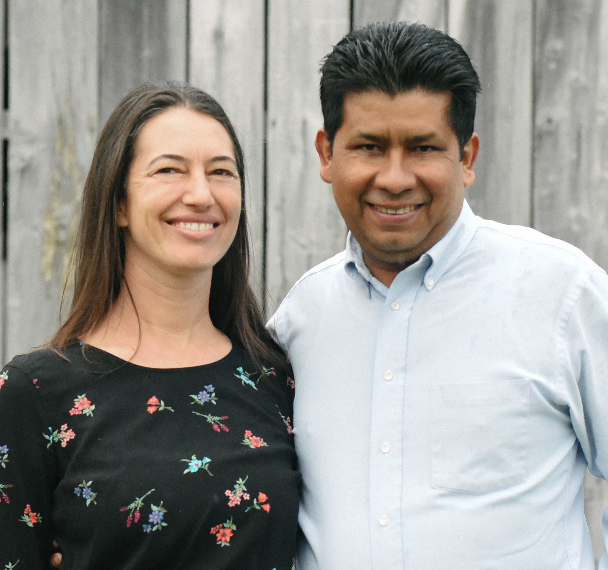 Lifetime Adoptive Parents Wilfredo and Jeanne
