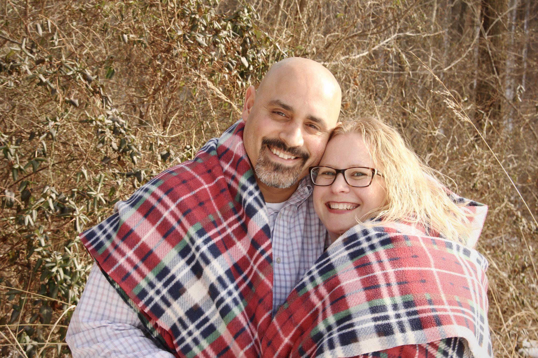 Lifetime Adoptive Parents David and Heather