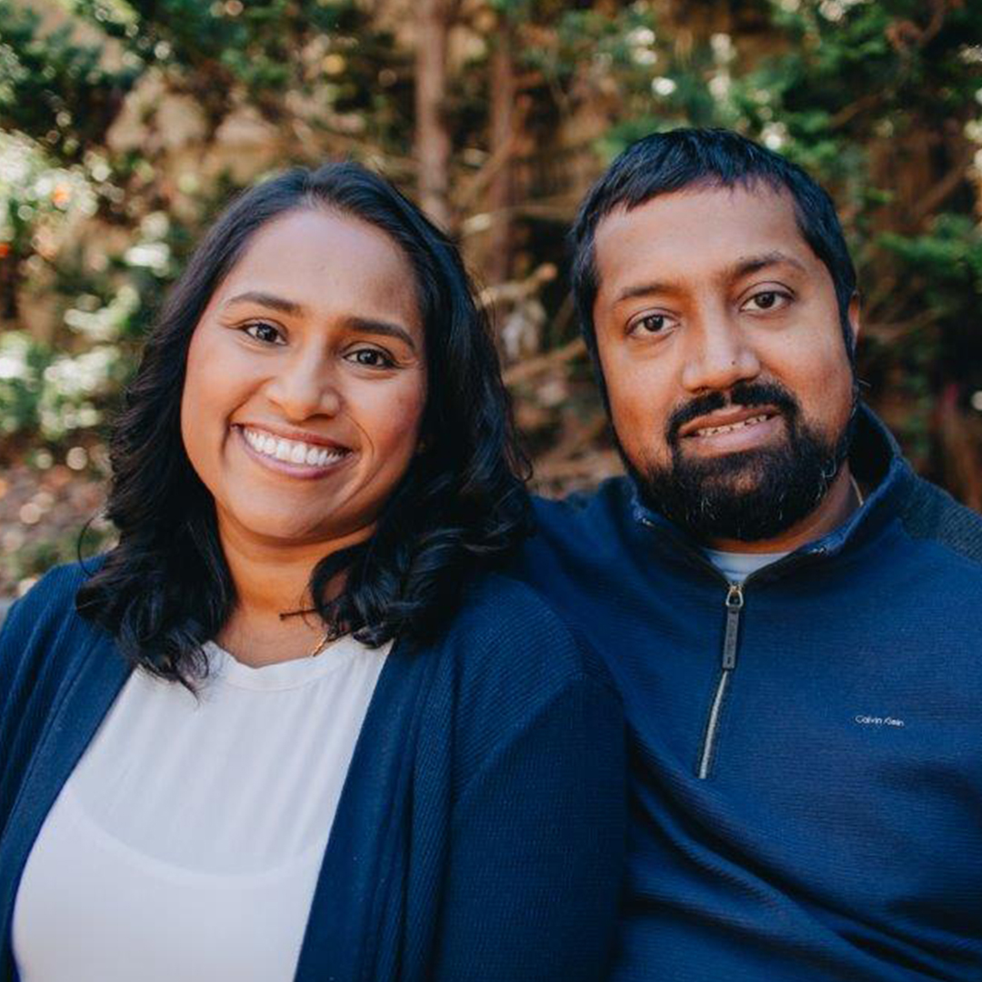 Lifetime Adoptive Parents Biju and Sara