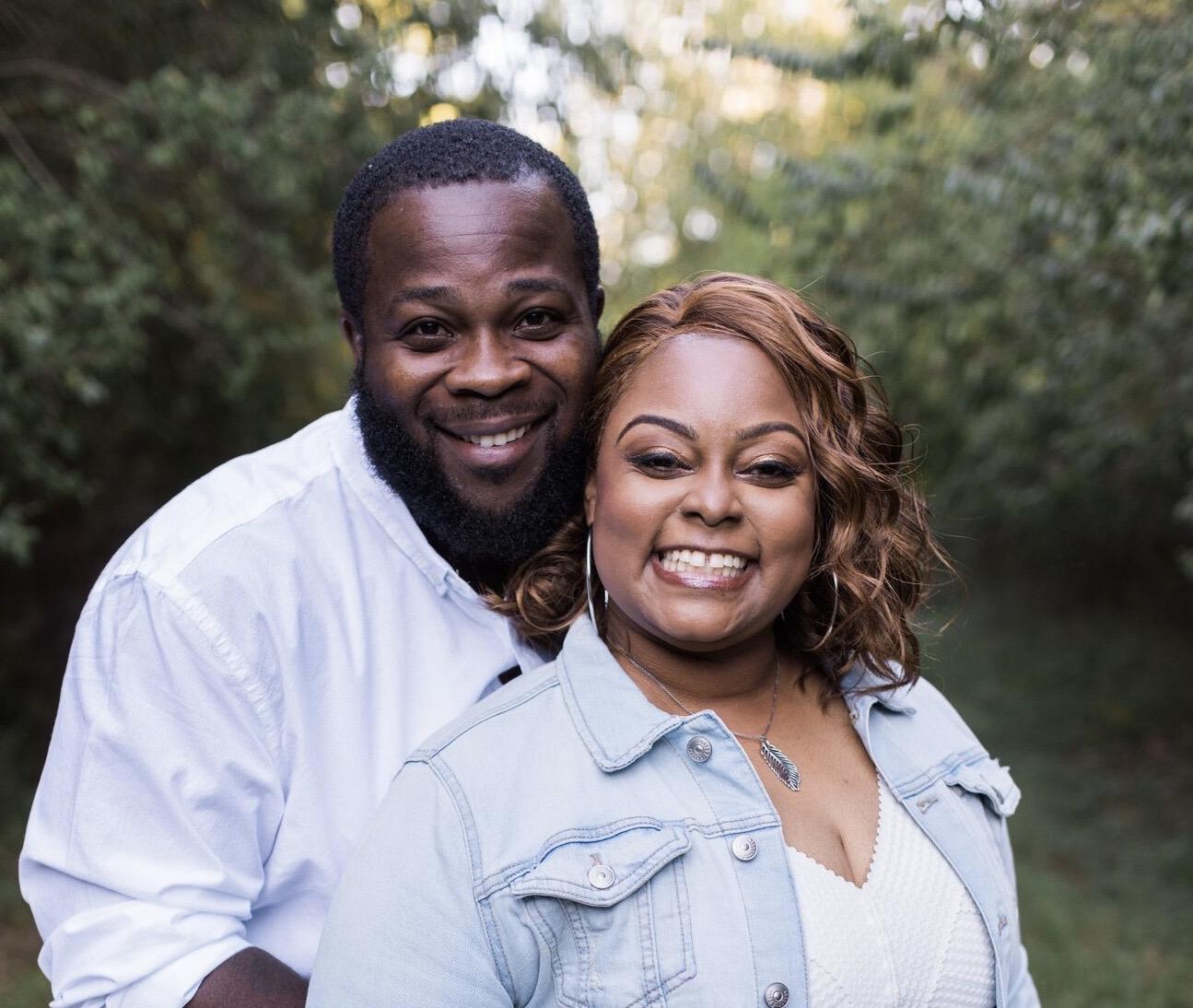Lifetime Adoptive Parents Terrance and Dareka