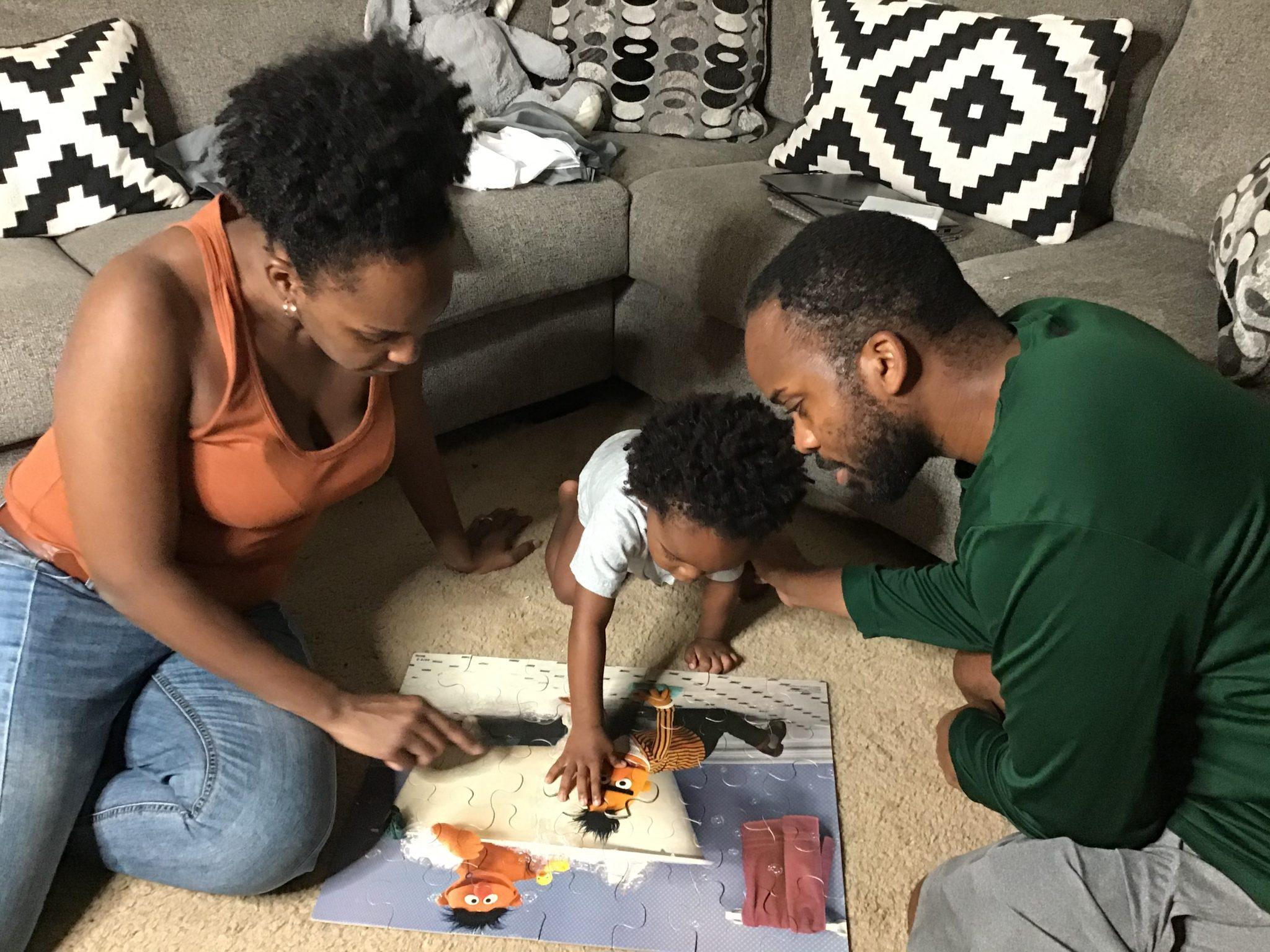 Lifetime Adoptive Parents Randal and Sabine
